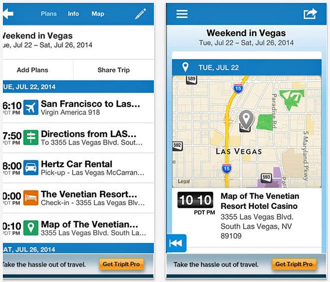 Приложения для путешественников