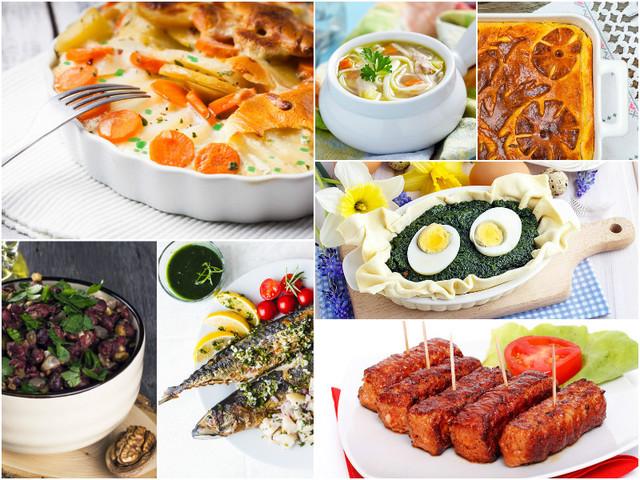 меню ужинов на неделю для похудения