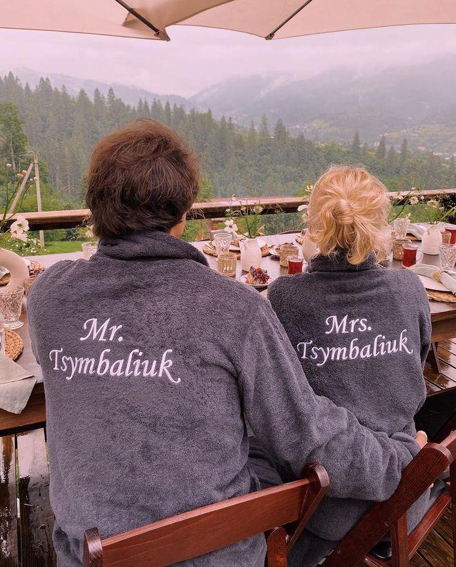 Тарас Цимбалюк одружився