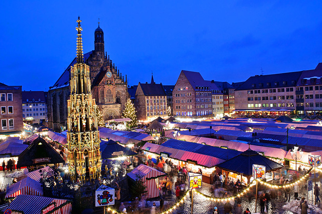Рождество в Европе: 6 способов отметить праздник