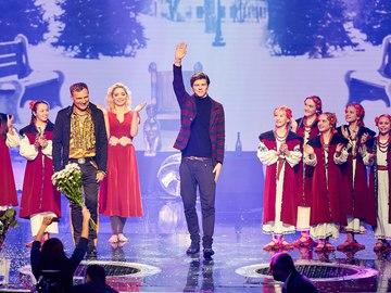 Олександр Лещенко створив різдвяний танцювальний мюзикл за 10 днів (фото)