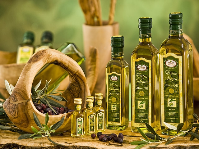 Що купити в Греції: оливкова олія
