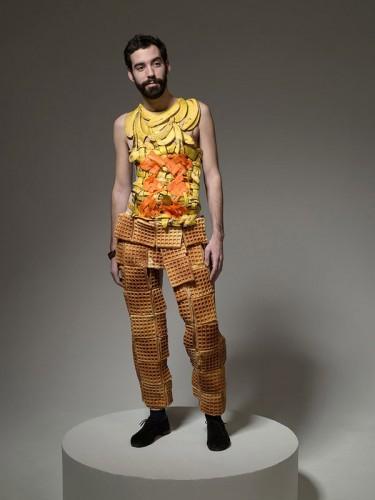 Продуктовая одежда
