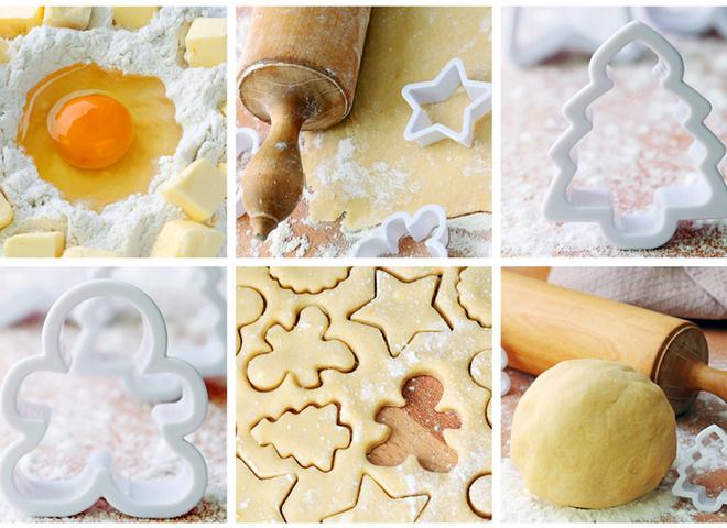 Рецепты песочного теста для печенья пошаговый рецепт с