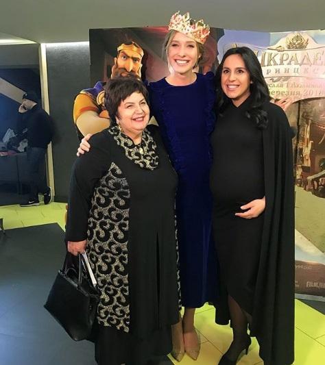 Беременная Джамала