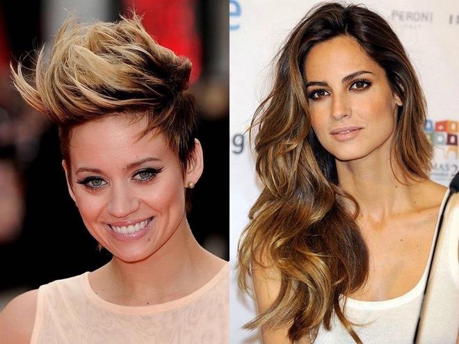 Колорирование волос: инструкция по применению