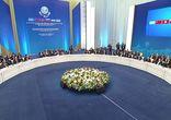 Выступление Владимира Путина на саммите ШОС  в расширенном составе