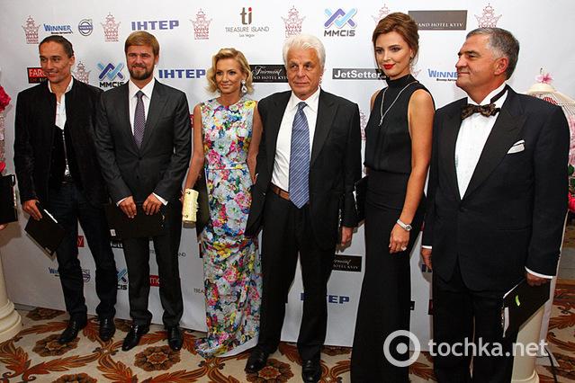 Мисс Украина 2013. Красная дорожка. Часть 2