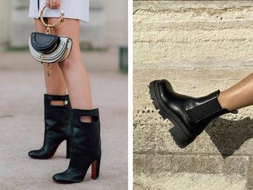 Модные тренды обуви на осень 2021