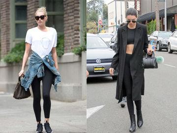 15 способів стильно носити легінси