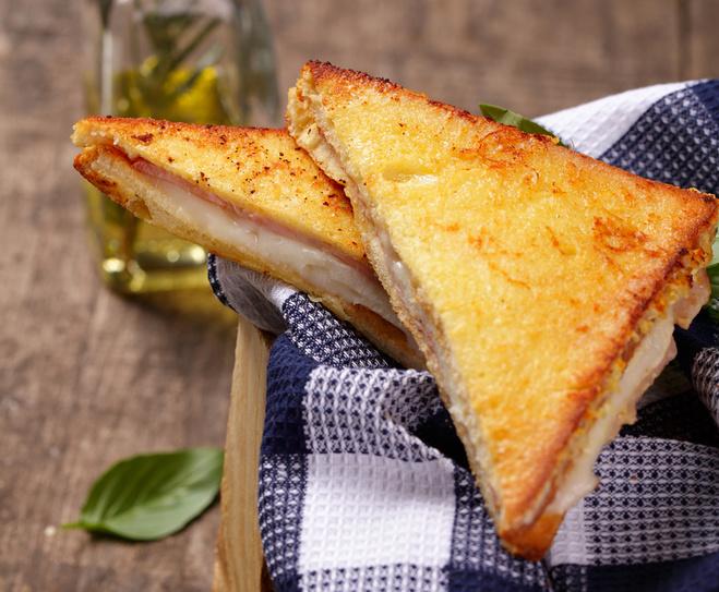 сытный французский тост