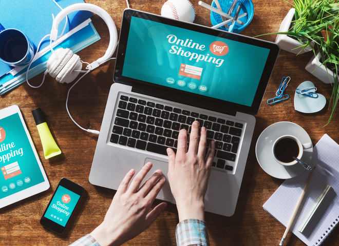 Онлайн-шопинг в европейских магазинах