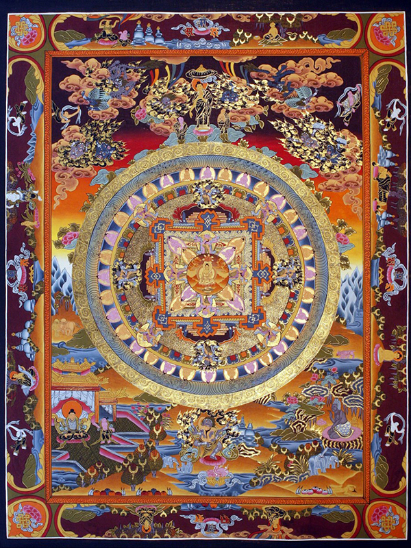 Дивовижний світ індійської культури: тибетська живопис очима редакції tochka.net