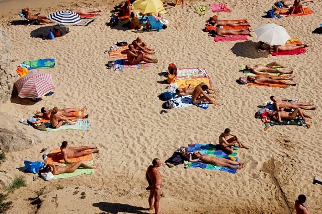 Аликанте нудистские пляжи