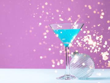 Легкие рецепты новогодних коктейлей