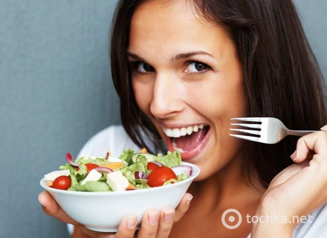 Как не поправиться зимой, диета