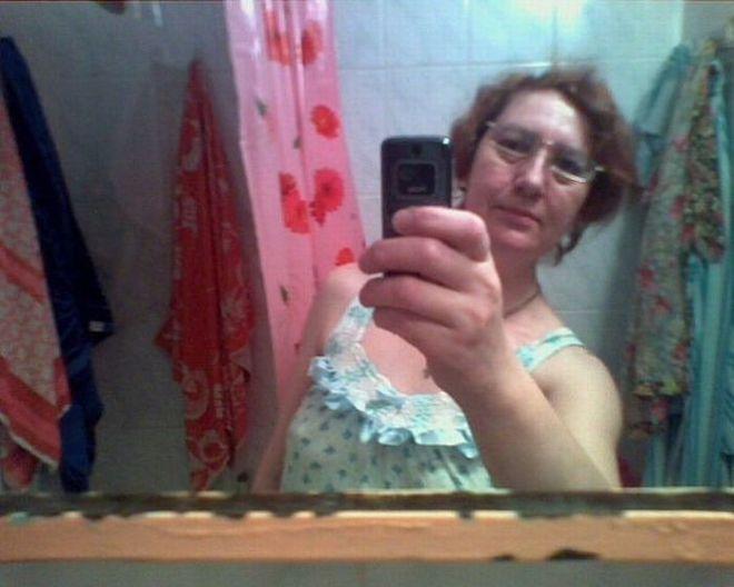 Одинокие женщины выкладывают свои снимки в интернет  458590