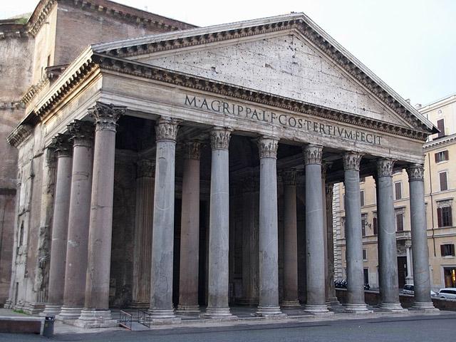 Достопримечательности Рима: Римский Пантион