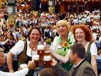 Колбаски и пиво в Германии
