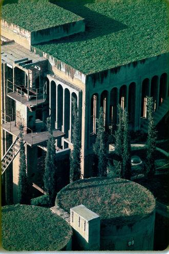 Архітектор перетворив старий цементний завод в сучасну віллу (і це дуже красиво)