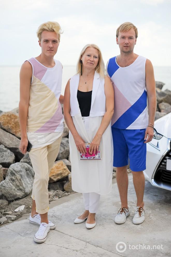 Odessa Holiday Fashion Week - день 3 (образи)