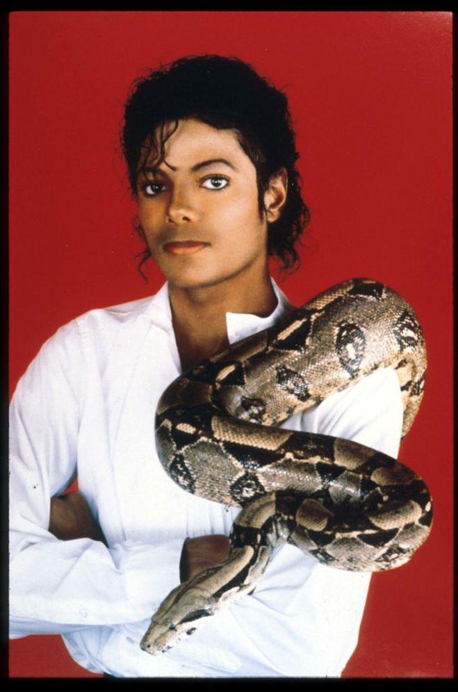 Майкл Джексон у 1987 році