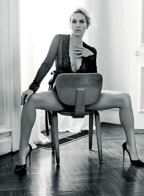 Кейт Уинслет для Esquire