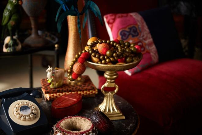 95-летняя Айрис Апфель выпустила коллекцию украшений