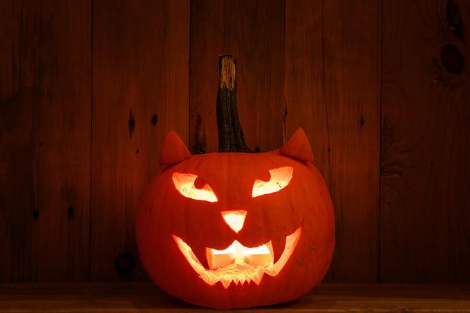 Тыква на Хэллоуин своими руками: 20 ошеломляющих идей (фото)