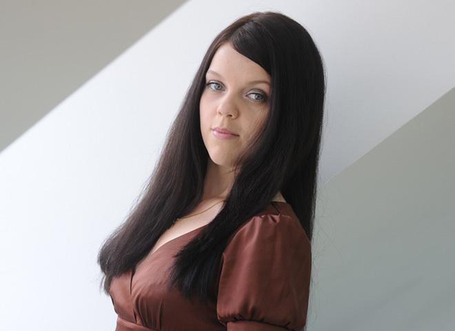 укладка на довге волосся