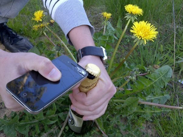 Смешные приколы про айфон
