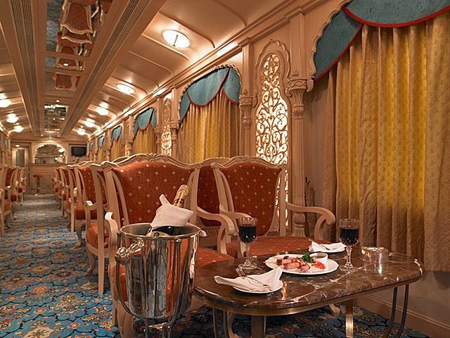Palace on Wheels, Індія