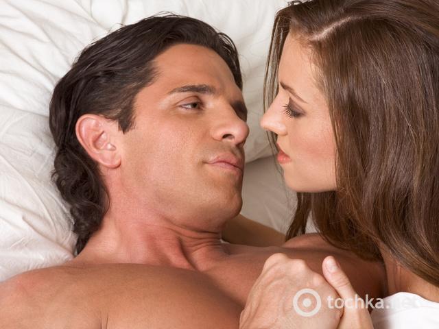 поведение мужчины без секса