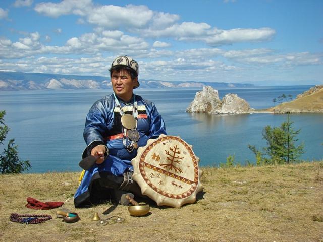 Озеро Байкал: Острів Ольхон