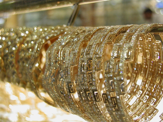 Де купити золото за кордоном