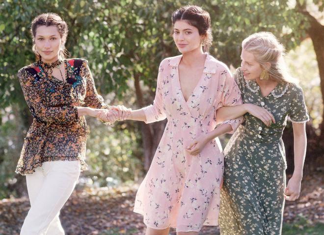 Сестри супермоделей в американському Vogue