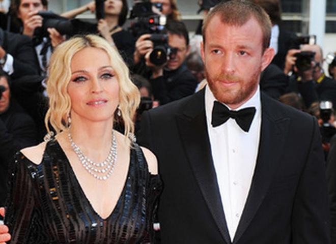 Мадонна и Гай Риччи