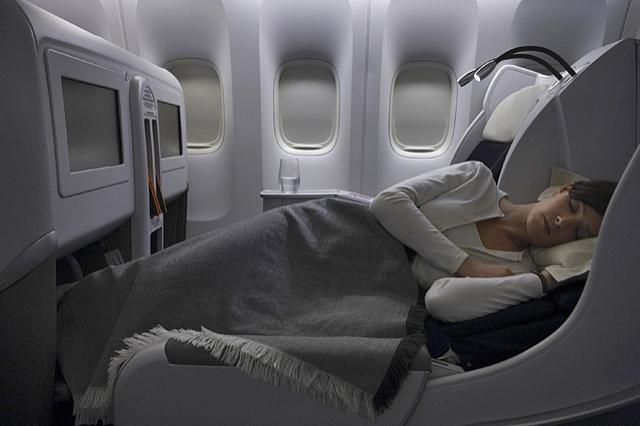 Шопинг в Париже: Бизнес-класс компании Air France