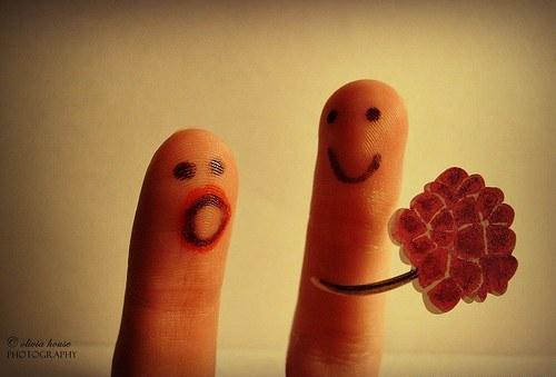Любовь на пальцах