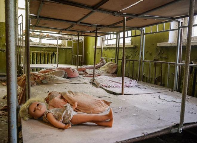 Подорож в минуле: Чорнобиль на фільтрах Instagram
