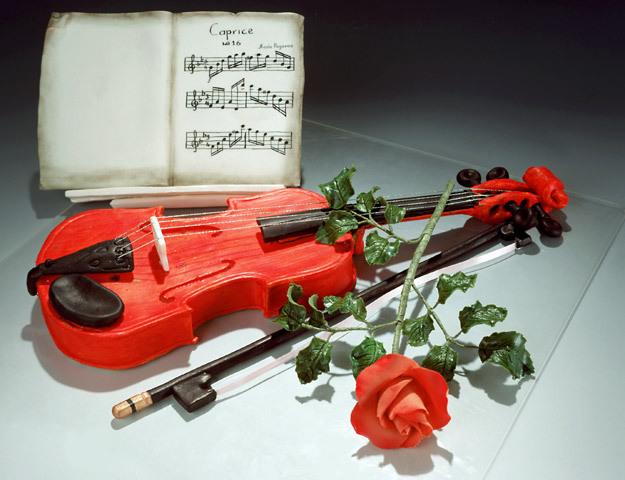 Красивая открытка музыканту