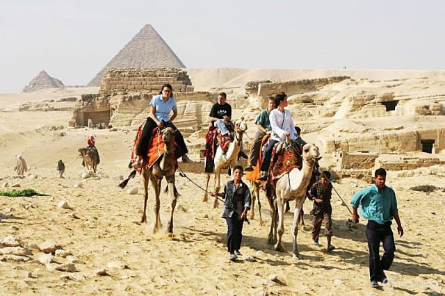 Что не надо делать в Египте
