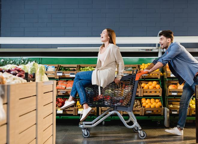 Як зекономити при покупці продуктів у супермаркеті