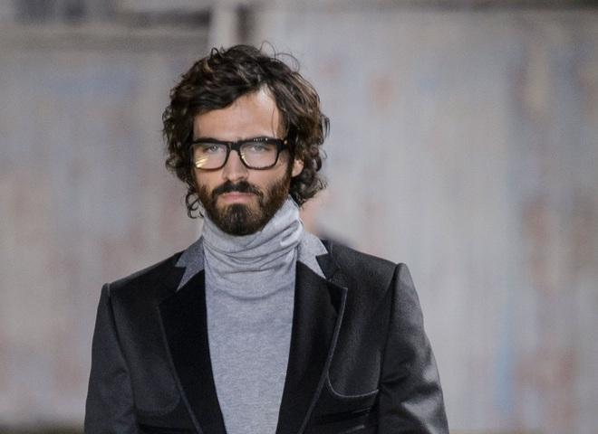 Модные мужские стрижки 2017: кудрявые волосы