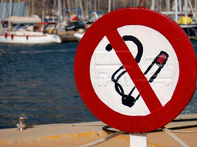 ТОП-5 стран, где лучше не появляться с сигареткой: Испания