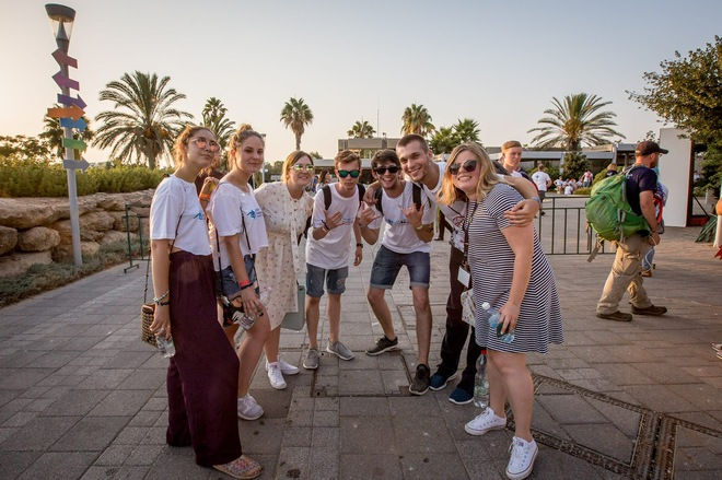 Как совершенно бесплатно поехать в солнечный Израиль для украинской молодежи?