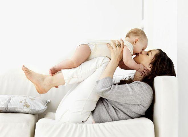 Мама й малюк