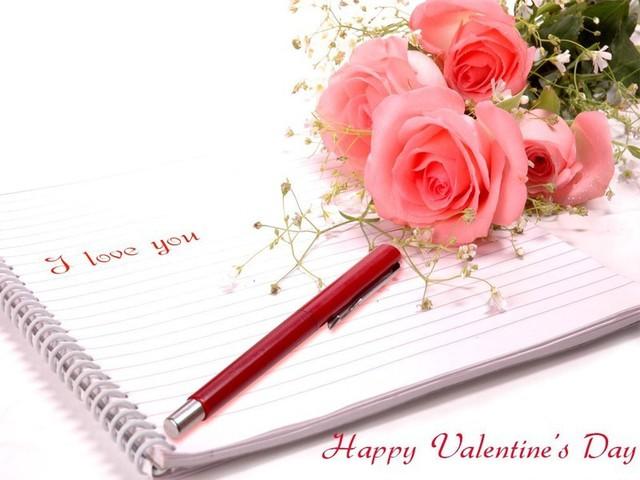 Нежные картинки на День Святого Валентина