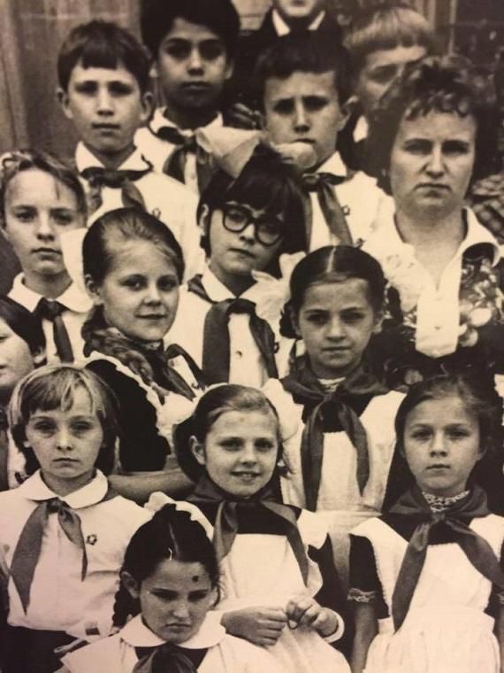 This is PARTA! Украинские знаменитости вспомнили свой Первый звонок