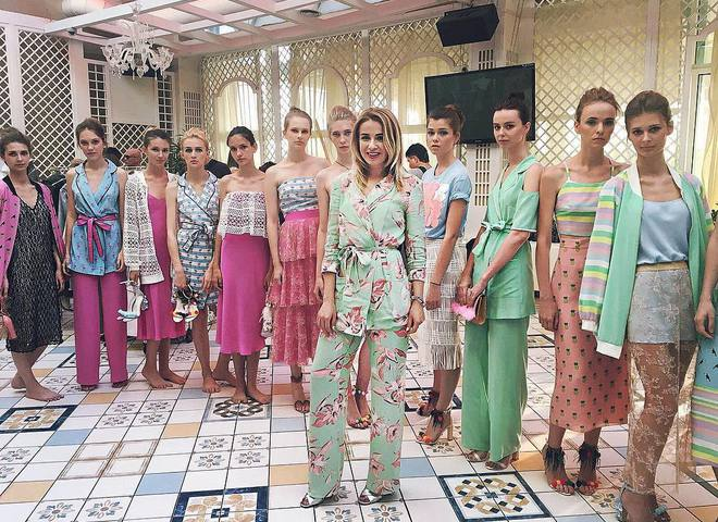 2-й день Odessa Holiday Fashion Week 2016: ELENA BURBA